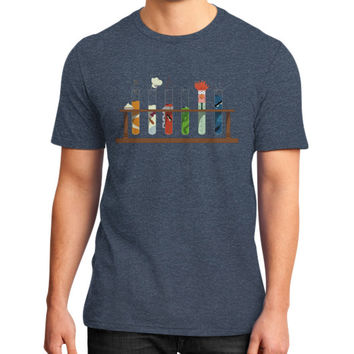Muppet Science District T-Shirt (on man)