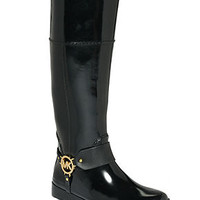 MICHAEL Michael Kors Shoes, Fulton Harness Rain Boots - Boots - Shoes - Macy's