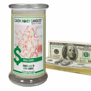 Sugar Cookies | Cash Money Candle®