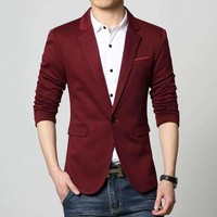 Mens Design t Suit Jackets