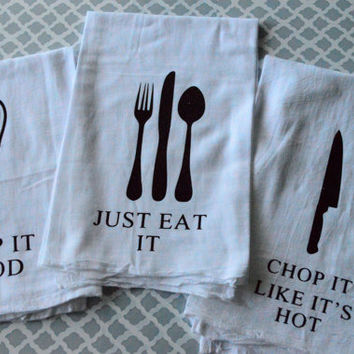 Kitchen Tea Towels