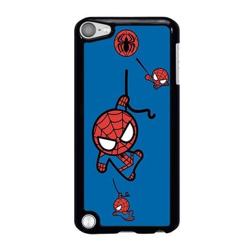 SPIDERMAN KAWAII Marvel Avengers iPod Touch 5 Case Cover