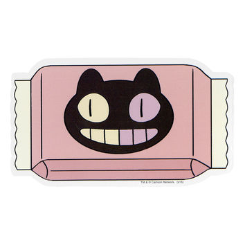 Steven Universe Cookie Cat Bar Sticker