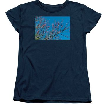 Tennessee Red Bud - Women's T-Shirt (Standard Fit)