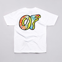 Flatspot - Odd Future Of Donut T Shirt White
