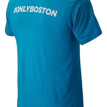 New Balance 51729 Men's Men's Boston Tee