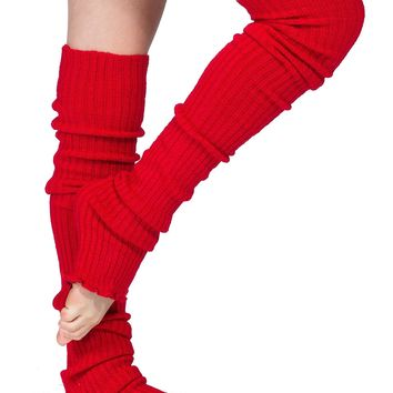 Leg Warmers / Thigh High / 28 Inch Leg Warmers