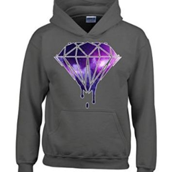 Bleeding Melting Dripping GALAXY Hoodie Fashion Sweatshirts