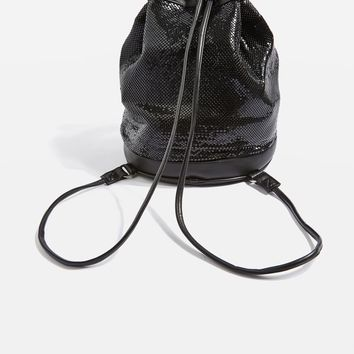 Chainmail Backpack | Topshop