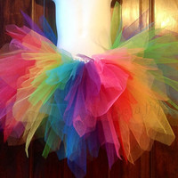 Rainbow Tutu - Child Sizes