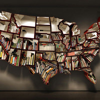 United States Bookshelf - Ron Arad