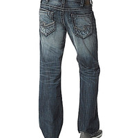 Silver Jeans Co. Zac Relaxed-Fit Jeans - Indigo