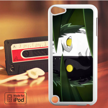 Zetsu Face iPod Touch 4 5 6 Case Cover