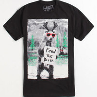 Riot Society Feed The Deers Tee at PacSun.com