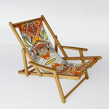 Seeing Tribe Sling Chair by duckyb
