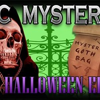 (LIMITED HALLOWEEN EDITION) Gothic Mystery Bag
