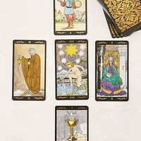 Golden Universal Tarot Card Deck