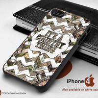 Camo Chevron It's A Country Thing for iPhone 4/4S, iPhone 5/5S, iPhone 6, iPod 4, iPod 5, Samsung Galaxy Note 3, Galaxy Note 4, Galaxy S3, Galaxy S4, Galaxy S5, Galaxy S6, Phone Case