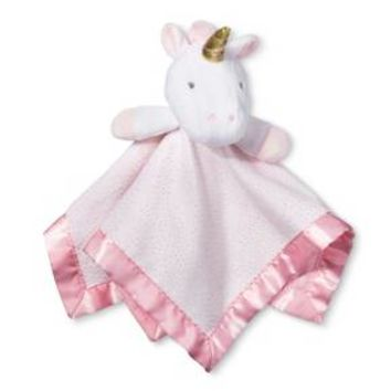 Small Security Blanket Unicorn - Cloud Island™ - Light Pink