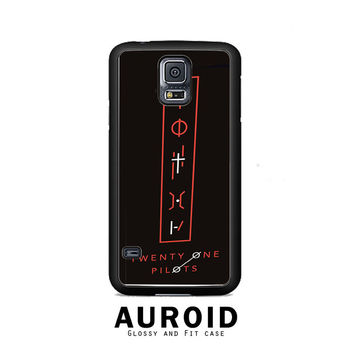 Twenty One Pilots Tattoo Symbol Samsung Galaxy S5 Case Auroid