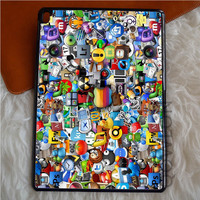 APPLE LOGOS COLORFUL iPad Pro Case