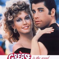 Grease 27x40 Movie Poster (1997)