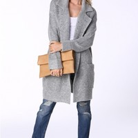 Ashley Oversized Sweater Jacket