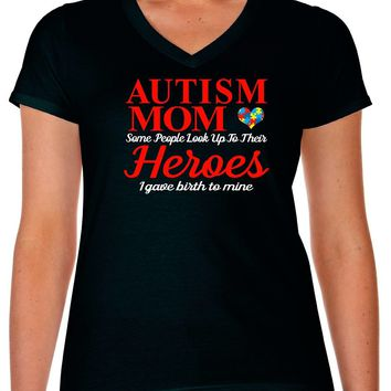 Autism Shirt - Autism Awareness Shirt For Mom - Our T Shirt Shack
