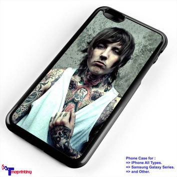 Bring Me The Horizon Vocalist - Personalized iPhone 7 Case, iPhone 6/6S Plus, 5 5S SE, 7S Plus, Samsung Galaxy S5 S6 S7 S8 Case, and Other