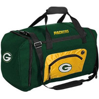 Green Bay Packers NFL Roadblock Duffle Bag