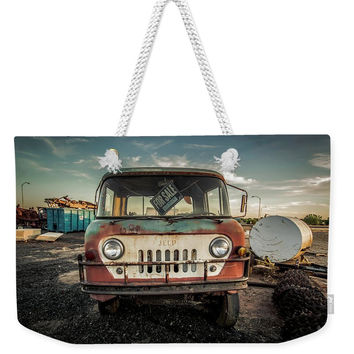 It's A Jeep Thing - Weekender Tote Bag