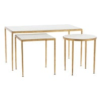 Arteriors Rosemary Coffee Tables, Set/3 - Arteriors Home 2017