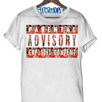 Parental Advisory T Shirt