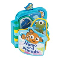 Disney / Pixar Finding Nemo Nemo & Friends Book by Fisher-Price