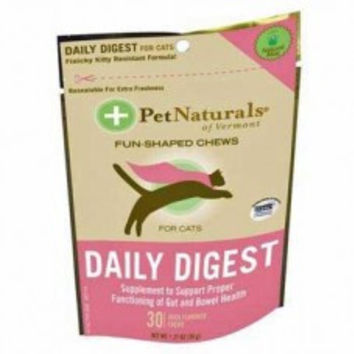 Pet Naturals Of Vermont - Daily Digest Cat Chews