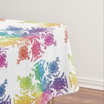 Aztec Tablecloth