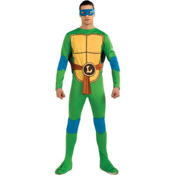 Men's Costume: Teenage Ninja Mutant Turtles Leonardo