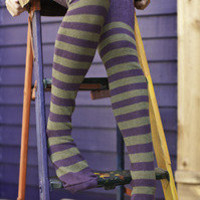 Socks By Sock Dreams  » Socks » Super Stripes Knee Highs
