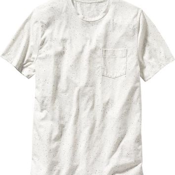 Old Navy Mens Crew Neck Pocket Tee