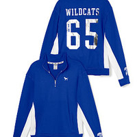 University Of Kentucky Boyfriend Half-Zip - PINK - Victoria's Secret