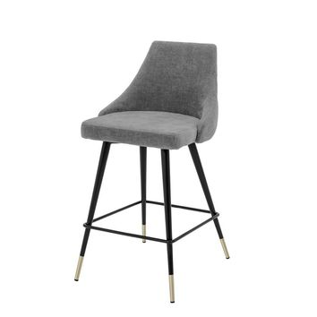 Gray Counter Stool | Eichholtz Cedro