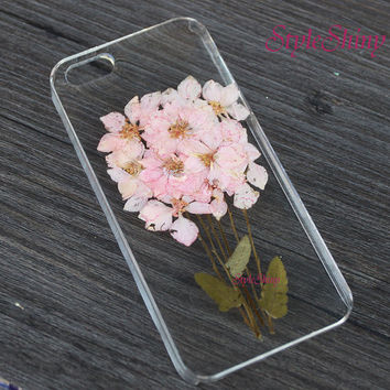 iPhone 6 case, Phone case, Real pressed flowers , iPhone 6 Plus, iPhone 5S case, iPhone 5c case, samsung s5 case, Note3 case, Phone case-F42