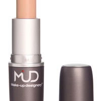 Mud Sheer Sandy Beach Lipstick with LA Fresh Makeup Remover