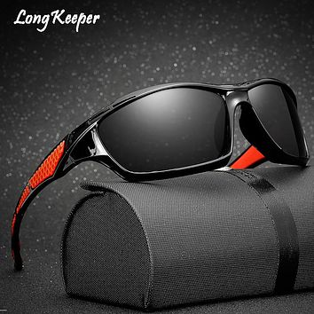 Long Keeper Unisex  High Definition Glasses