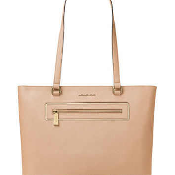 MICHAEL Michael Kors Frame Out Item Large North South Tote | macys.com