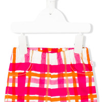 Il Gufo Checked Shorts - Farfetch