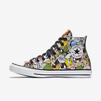 CONVERSE CHUCK TAYLOR ALL STAR LOONEY TUNES HIGH TOP