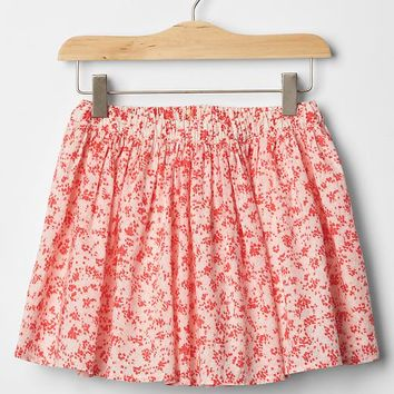 Speckled Circle Skirt