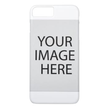 Personalized Barely There iPhone 7 Plus Case
