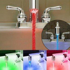 INFMETRY:: Water-Activated LED Neon Tap